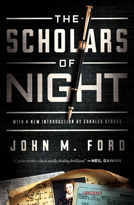 Review: The Scholars of Night by John M. Ford
