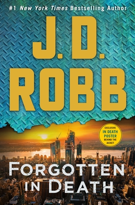 Review: Forgotten in Death by J.D. Robb