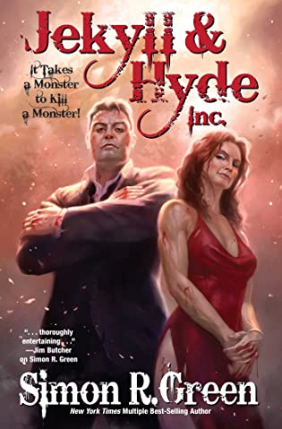 Review: Jekyll & Hyde Inc by Simon R. Green