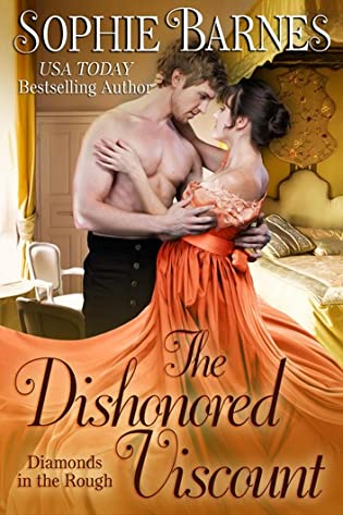 Review: The Dishonored Viscount by Sophie Barnes