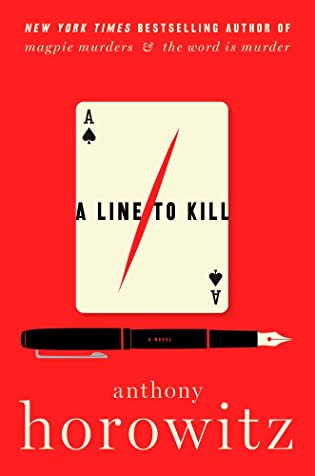 Review: A Line to Kill by Anthony Horowitz