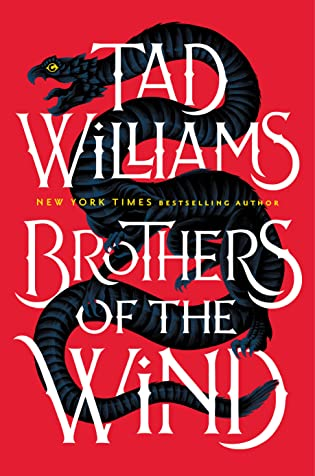 Review: Brothers of the Wind by Tad Williams