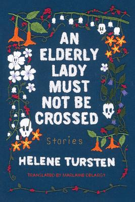 Review: An Elderly Lady Must Not Be Crossed by Helene Tursten