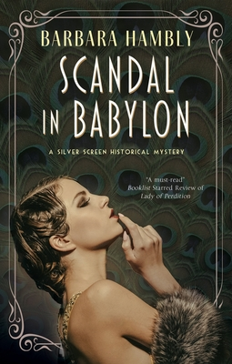 Review: Scandal in Babylon by Barbara Hambly