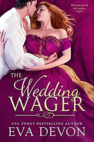 Review: The Wedding Wager by Eva Devon