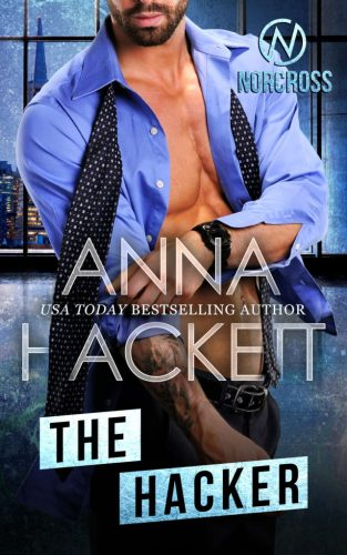 Review: The Hacker by Anna Hackett