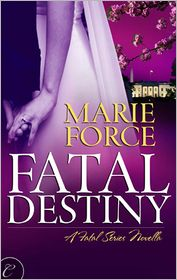 [cover of Fatal Destiny]