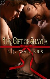 [cover of The Gift of Shayla]