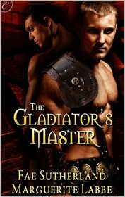 [cover of The Gladiator's Master]