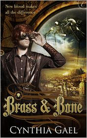[cover of Brass and Bone]