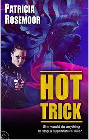 [cover of Hot Trick]