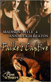 [cover of Falke's Captive]