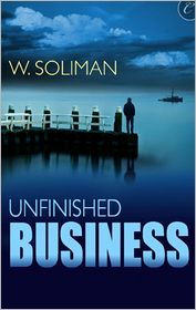 [cover of Unfinished Business]