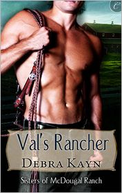 [cover of Val's Rancher]