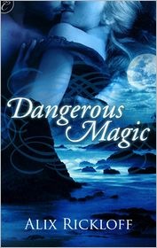 [cover of Dangerous Magic]