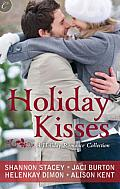 [cover of Holiday Kisses]