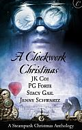 [cover of A Clockwork Christmas]