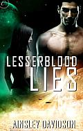 [cover of Lesserblood Lies]