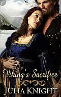 [cover of The Viking's Sacrifice]