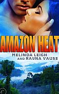[cover of Amazon Heat]