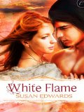 [cover of White Flame]