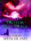 [cover of Motor City Mage]