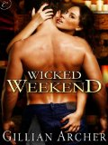[cover of Wicked Weekend]