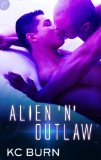 [cover of Alien 'n' Outlaw]