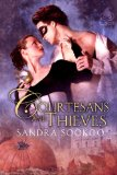 [cover of Courtesans and Thieves]