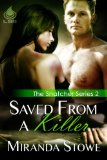 [cover of Saved from a Killer]