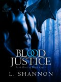 [cover of Blood Justice]
