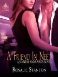 [cover of A Friend in Need]