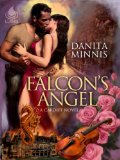 [cover of Falcon's Angel]