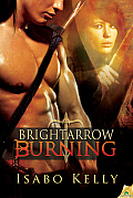 [cover of Brightarrow Burning]