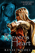 [cover of Riever's Heart]