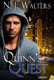 [cover of Quinn's Quest]