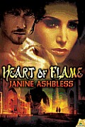 [cover of Heart of Flame]