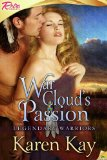 [cover of War Cloud's Passion]