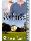 [cover of More Than Anything]