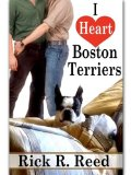 [cover of I Heart Boston Terriers]