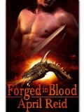 [cover of Forged in Blood]