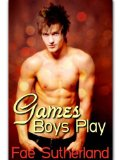 [cover of Games Boys Play]