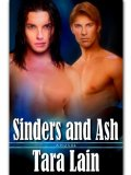 [cover of Sinders and Ash]