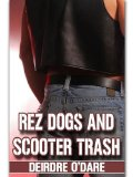 [cover of Rez Dogs and Scooter Trash]