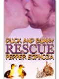 [cover of Duck and Bunny Rescue]