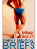 [cover of Happy Endings Briefs]