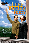 [cover of Life Begins at Forty]