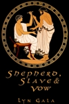 [cover of Shepherd, Slave and Vow]