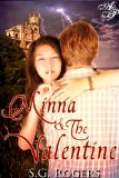 [cover of Minna & the Valentine]