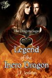 [cover of The Legend of the Inero Dragon]